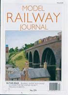 Model Railway Journal Magazine Issue NO 274