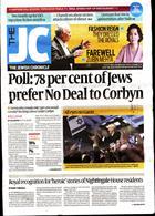 Jewish Chronicle Magazine Issue 25/10/2019