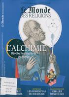 Le Monde Des Religions Magazine Issue 97