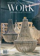 Where Women Create Work Magazine Issue AUT 19