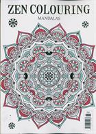 Zen Colouring Magazine Issue NO 36