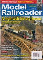 Model Railroader Magazine Issue OCT 19