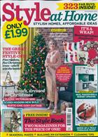 Style At Home Magazine Issue DEC 19