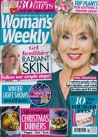 Womans Weekly Magazine Issue 10/12/2019