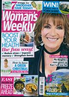 Womans Weekly Magazine Issue 03/12/2019