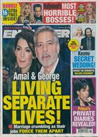 National Enquirer Magazine Issue 25/11/2019