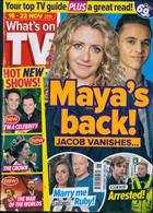 Whats On Tv England Magazine Issue 16/11/2019