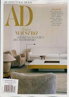Architectural Digest Spa Magazine Issue NO 150