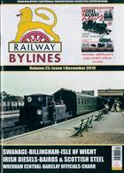Railway Bylines Magazine Issue VOL25/1