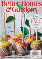 Better Homes And Gardens Magazine Issue OCT 19