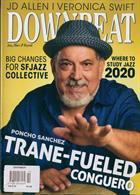 Downbeat Magazine Issue OCT 19