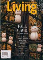 Martha Stewart Living Magazine Issue OCT 19