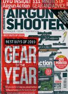 Airgun Shooter Magazine Issue JAN 20