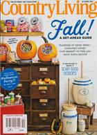 Country Living Usa Magazine Issue OCT 19
