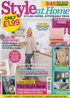 Style At Home Magazine Issue JAN 20