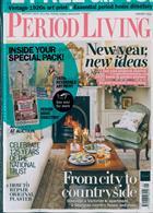 Period Living Magazine Issue JAN 20