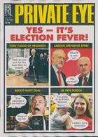 Private Eye  Magazine Issue NO 1509