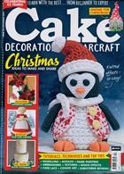 Cake Decoration Sugarcraft Magazine Issue DEC 19