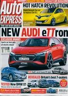 Auto Express Magazine Issue 09/10/2019