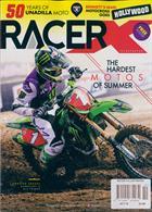 Racer X Illustrated Magazine Issue OCT 19