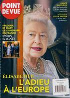 Point De Vue Magazine Issue NO 3717