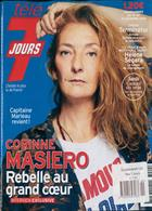 Tele 7 Jours Magazine Issue NO 3099