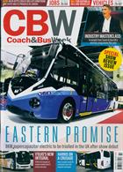 Coach And Bus Week Magazine Issue NO 1414