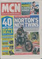 Motorcycle News Magazine Issue 09/10/2019