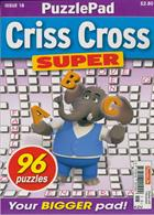 Puzzlelife Criss Cross Super Magazine Issue NO 18