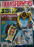 Transformers Rid Magazine Issue NO 48