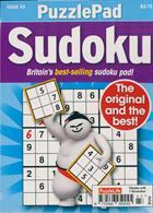 Puzzlelife Ppad Sudoku Magazine Issue NO 43