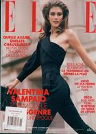Elle French Weekly Magazine Issue NO 3851