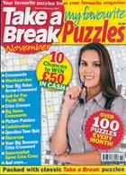 Tab My Favourite Puzzles Magazine Issue NOV 19