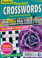 Puzzler Pocket Crosswords Magazine Issue NO 430