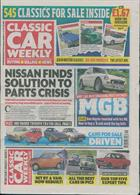 Classic Car Weekly Magazine Issue 09/10/2019