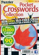 Puzzler Q Pock Crosswords Magazine Issue NO 202