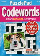Puzzlelife Ppad Codewords Magazine Issue NO 38