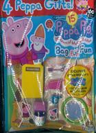 Peppa Pig Bag 0 Fun Magazine Issue NO 120