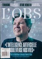 L Obs Magazine Issue NO 2867