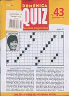 Domenica Quiz Magazine Issue NO 43