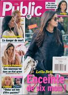 Public French Magazine Issue NO 848
