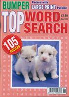 Bumper Top Wordsearch Magazine Issue NO 169