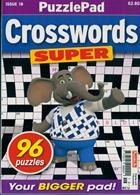 Puzzlelife Crossword Super Magazine Issue NO 18