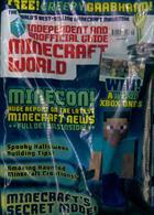 Minecraft World Magazine Issue NO 58