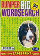 Bumper Big Wordsearch Magazine Issue NO 210