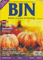 British Journal Of Nursing Magazine Issue VOL28/18