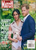 Paris Match Magazine Issue NO 3675
