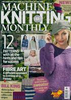 Machine Knitting  Magazine Issue NOV 19