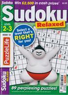 Puzzlelife Sudoku L 2&3 Magazine Issue NO 13
