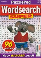 Puzzlelife Wordsearch Super Magazine Issue NO 18